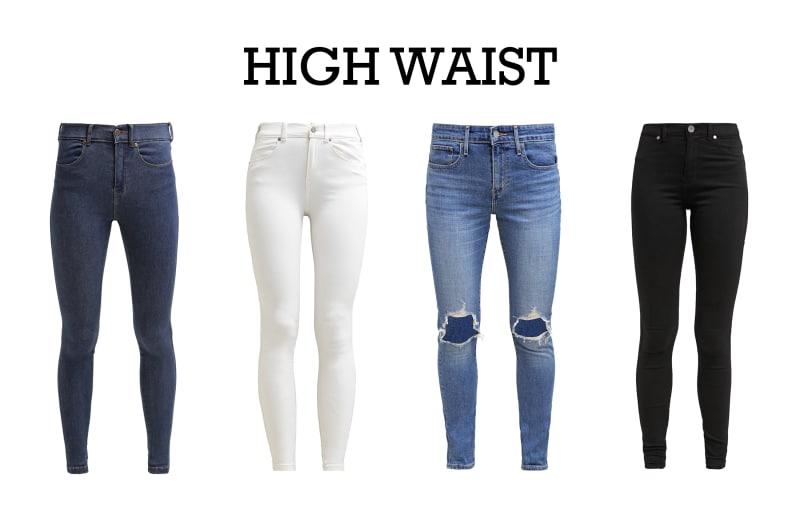 Så hittar du rätt jeans för just din kroppstyp