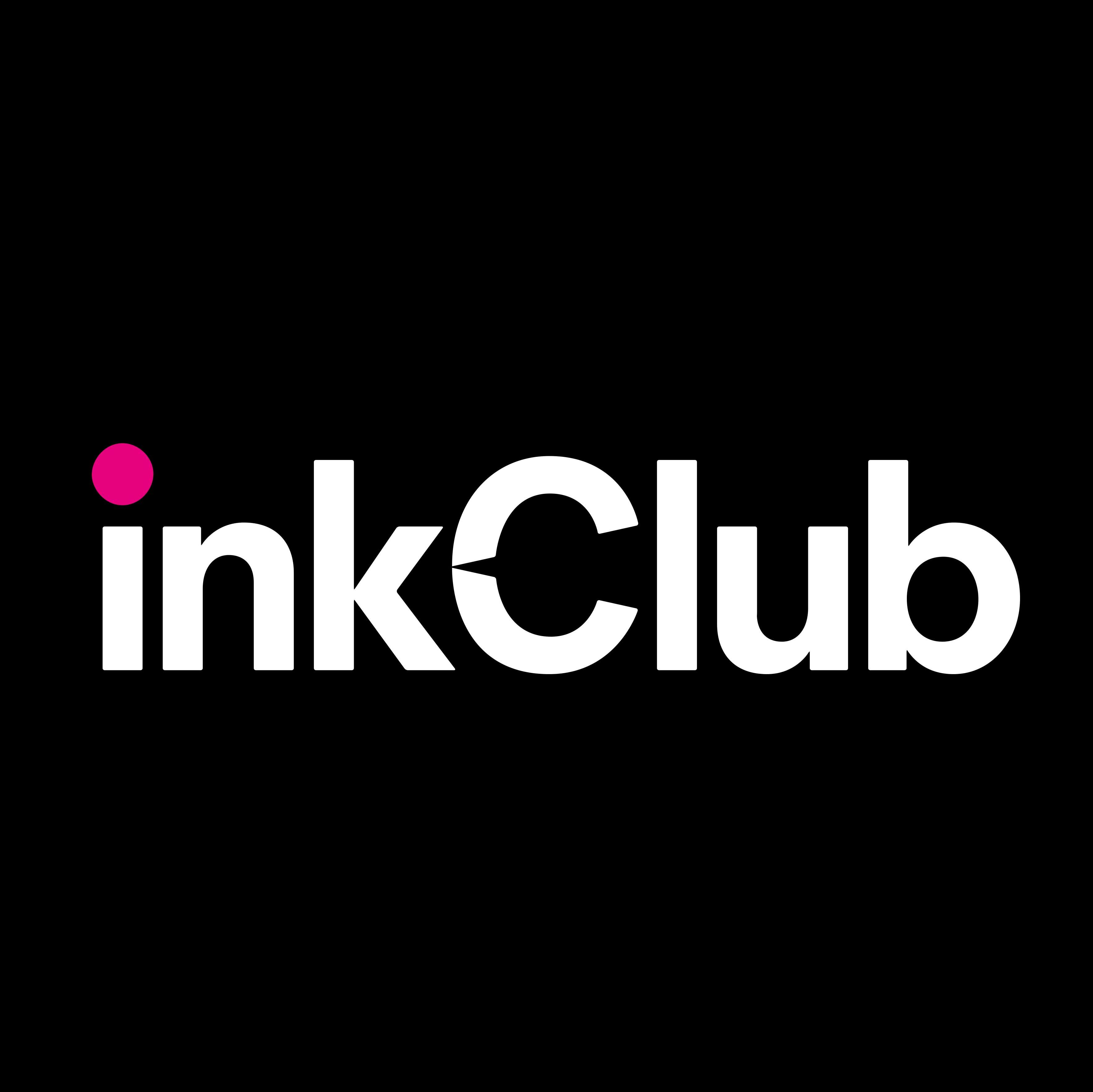 inkclub fri frakt